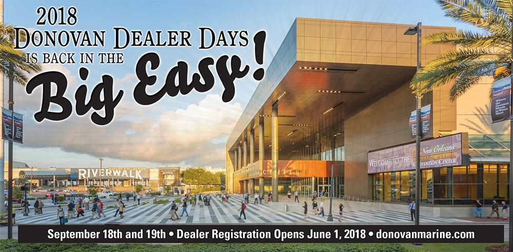 Donovan Dealer Days 2018